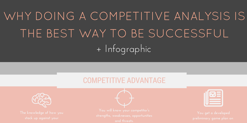 Why Doing A Competitive Analysis Is The Best Way To Be Successful