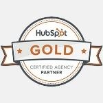 Hubspot Gold Certified