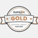 Hubspot Gold Certified