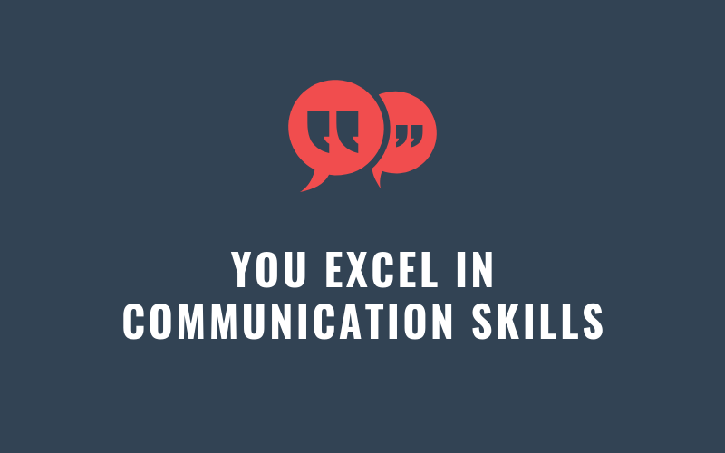 You Excel in Communication Skills | Xcellimark Blog