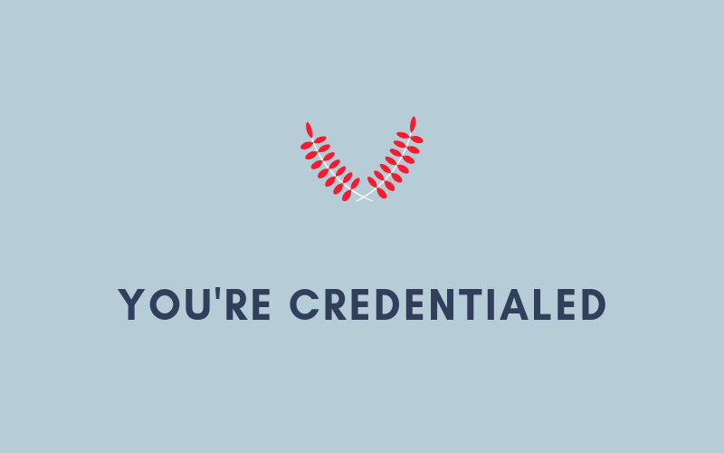 You're Credentialed and Recognized as the Expert | Xcellimark Blog