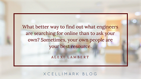 Sometimes, your own people are your best resource.