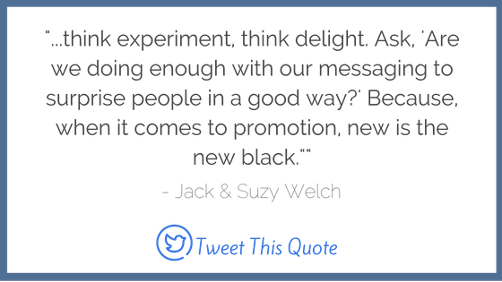 Jack & Suzy Welch Quote on Xcellimark Blog
