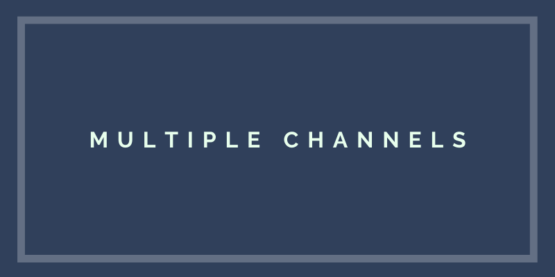The Value of Using Multiple Channels | Xcellimark Blog