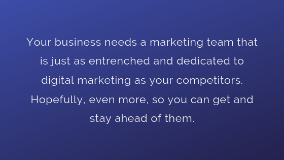 Business' are in need of trained marketing teams | Xcellimark Training