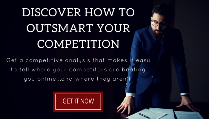 Discover How To Outsmart Your Competition