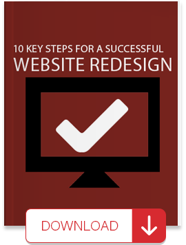 10 Key Steps For A Successful Website Redesign