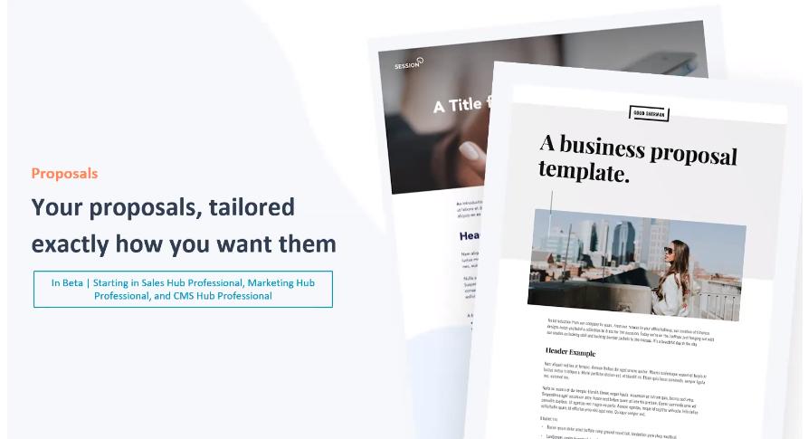 HubSpot Sales Hub Proposals Tool - Xcellimark Blog