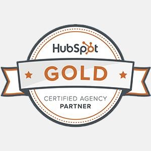 Hubspot Gold Logo