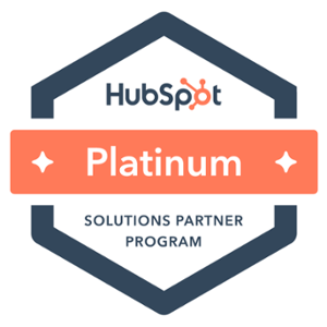 HubSpot Platinum Solutions Partner